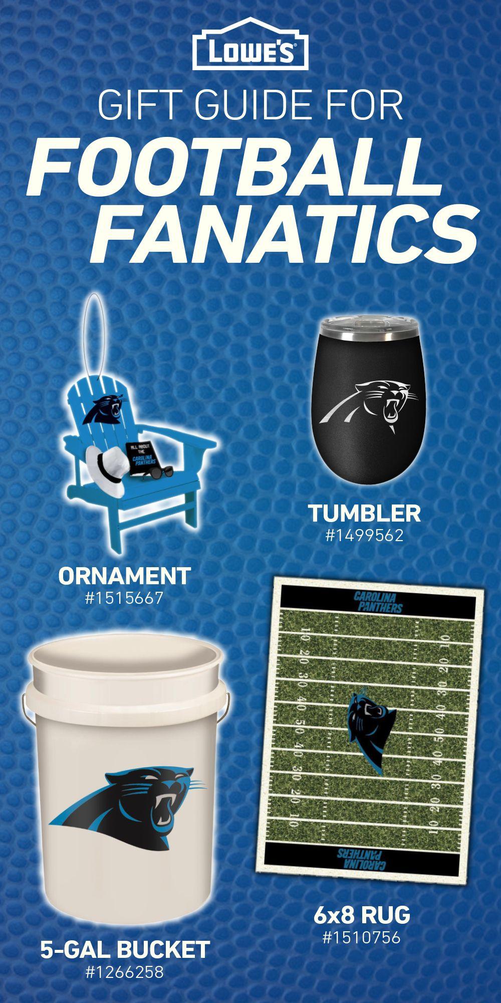 Gift Guide: Football Fanatics