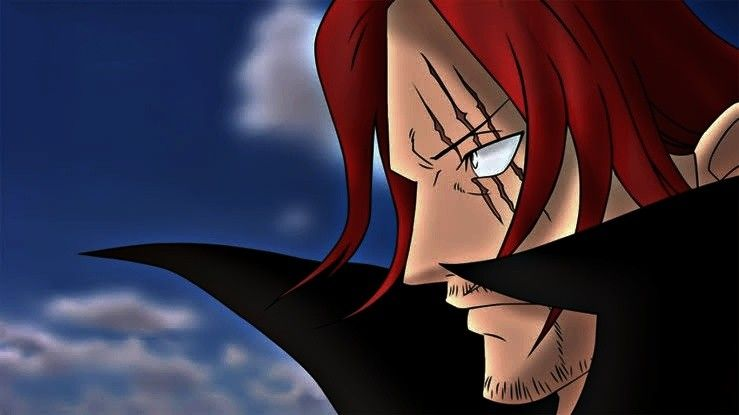 shanks royal lineage