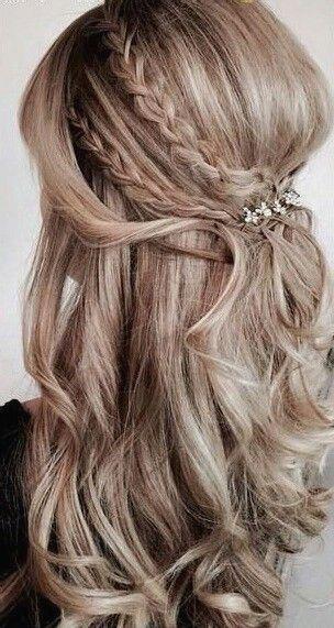 Bridesmaid Hair Volume Ideas