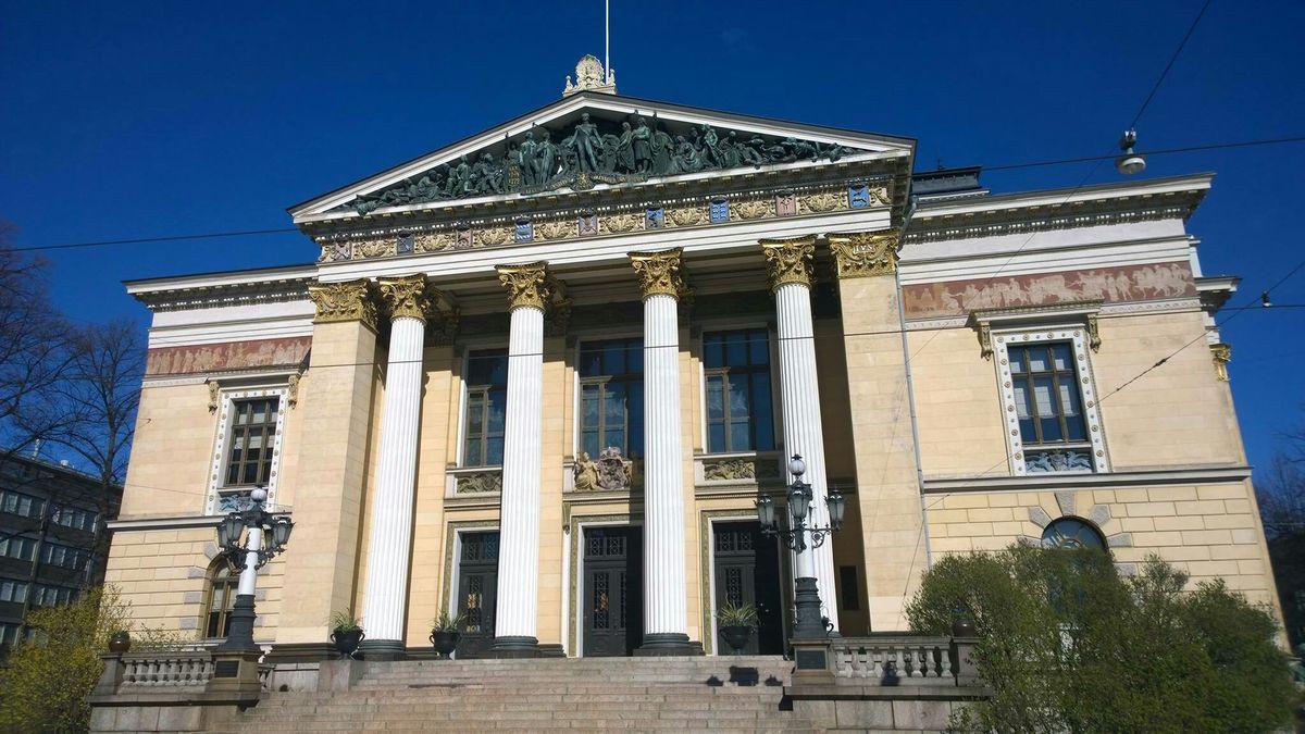 Säätytalo Helsinki