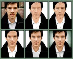 Cumberbatch – WIP by MercuryDeacon