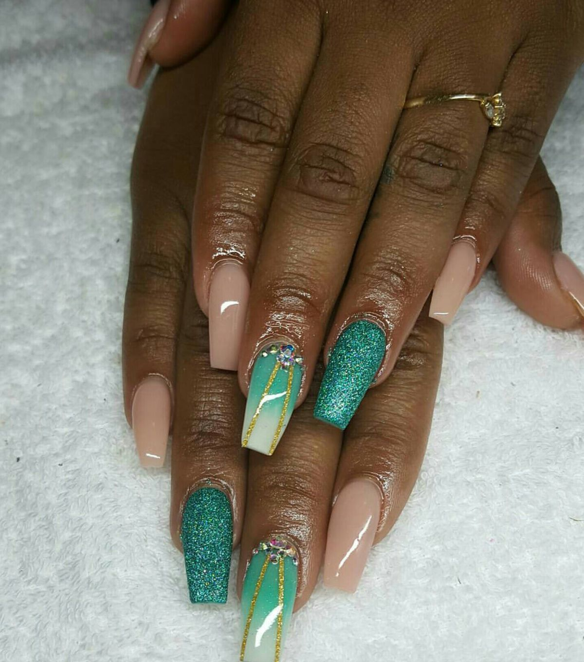 Pin by Skyla Higgins on Nailz!;) (With images) | Trendy nails