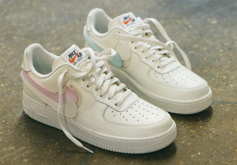 Air Force 1 Velcro Swoosh Pack | Nick