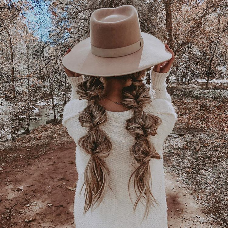 🍃Bubble Braided Babe🍂 @lindseyraerogers w/ @habitextensionmethod & #emilyrosehannonpresets
