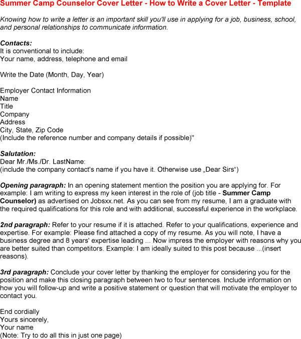guidance counselor cover letter sample - Pertamini.co