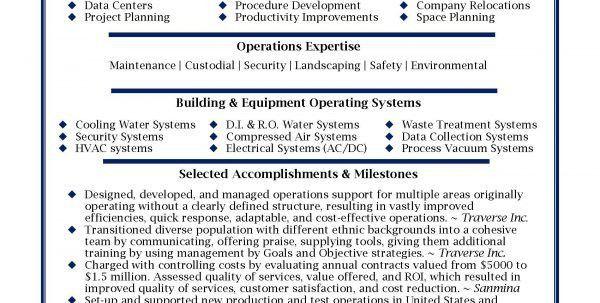 sample resume project coordinator