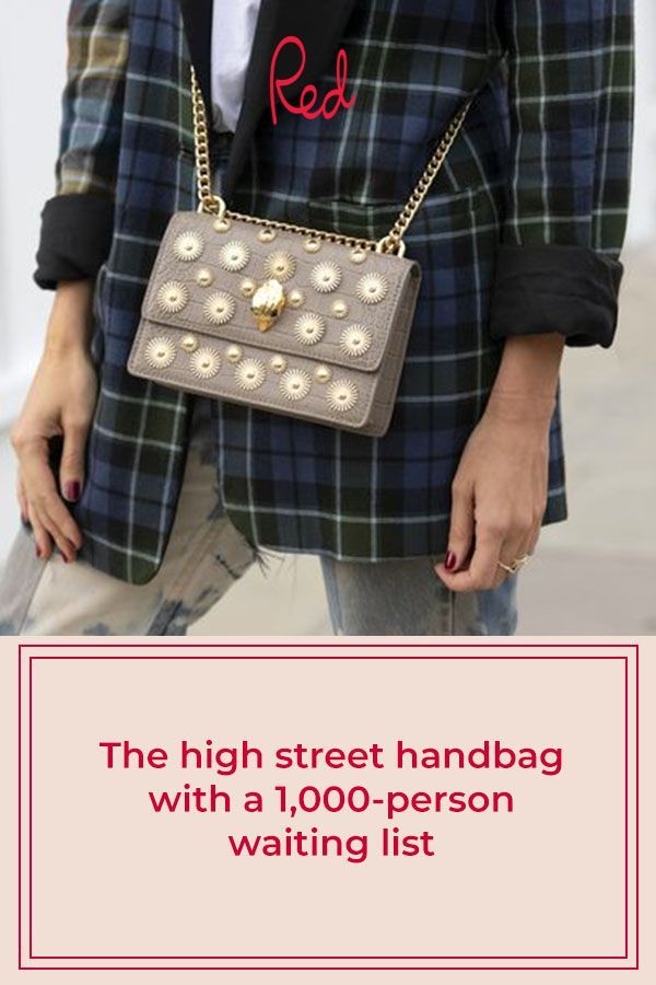 The high street handbag with a 1,000-person waiting list