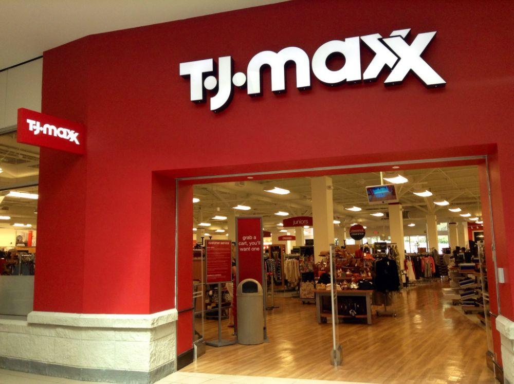TJ Maxx credit cards login