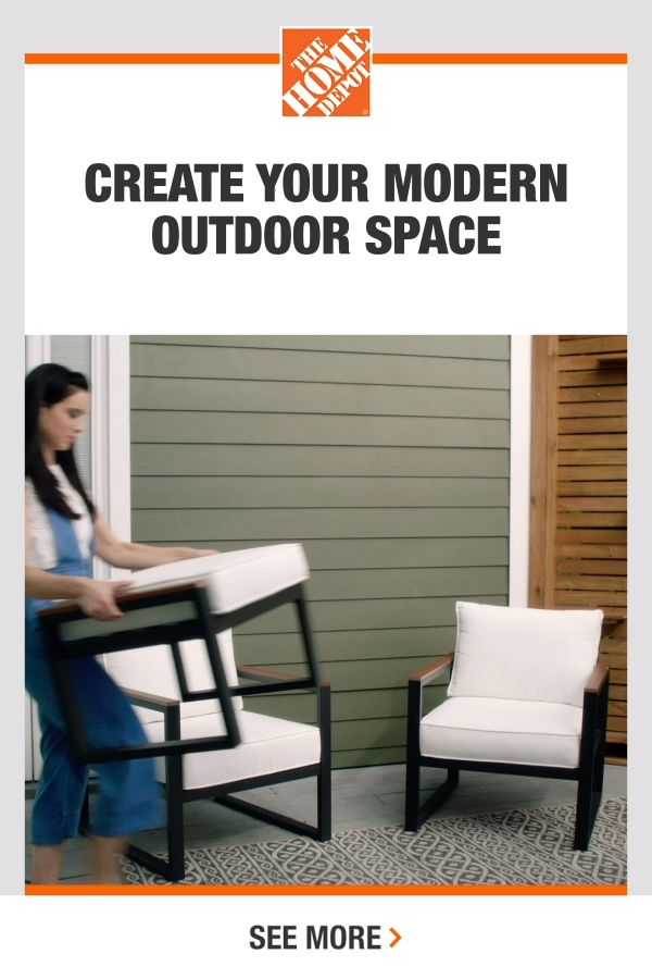 Find everything you need to take on your patio project.