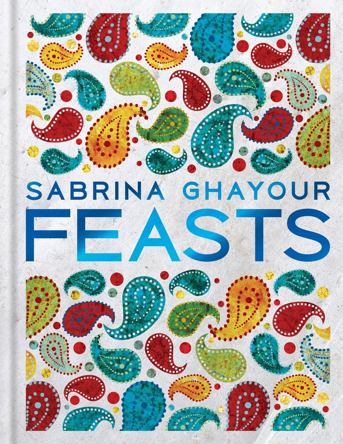 Feasts by Sabrina Ghayour: I am a huge fan of Sabrina Ghayour's and have been much looking forward to this, her third book. It is certainly the most beautiful she has produced yet, and is - as her previous titles would lead one to expect - full of gorgeously inspiring and reassuringly do-able recipes. Every page just belts out flavour! And I have chosen her Pomegranate and Aubergine Salad for you, with a very glad heart.
