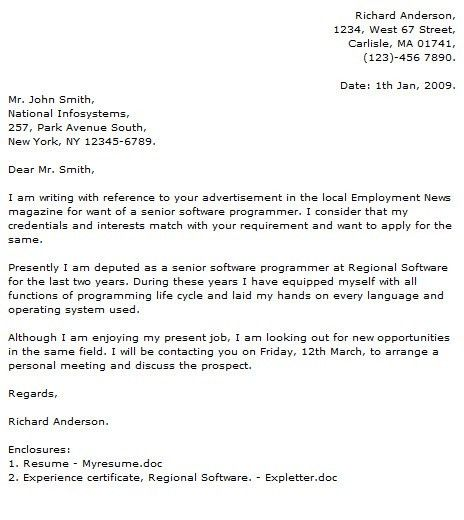 Computer programmer analyst cover letter node2002 cvresume programmer cover letter sample computer programmer cover letter computer programmer analyst cover letter yadclub Choice Image