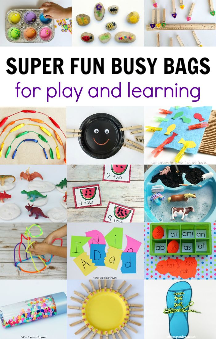 The Best Busy Bags for Learning and Fun   Coffee Cups and Crayons