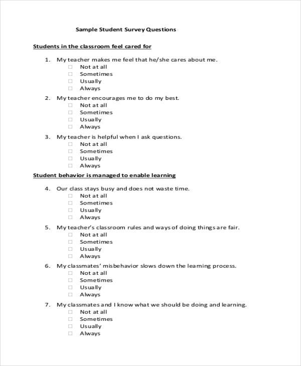 Example Of Survey Form survey forms in word lukex sample survey - survey form template