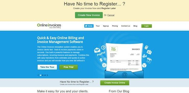 Make Your Own Invoice Online 9 Best Online Invoice Creator To - create free invoice online