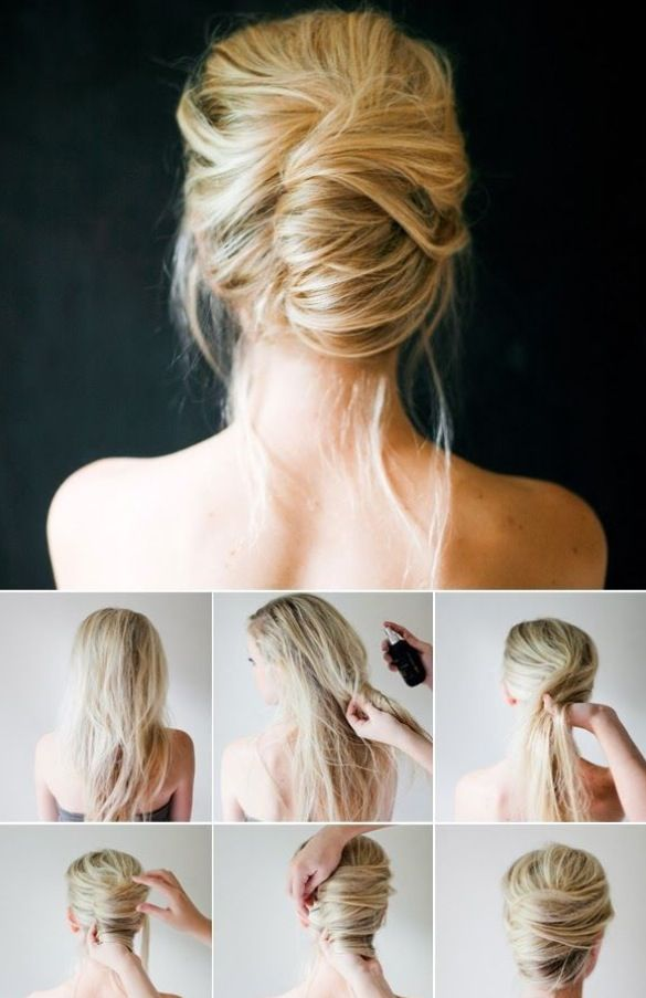 Coiffure mariage cheveux long facile a faire