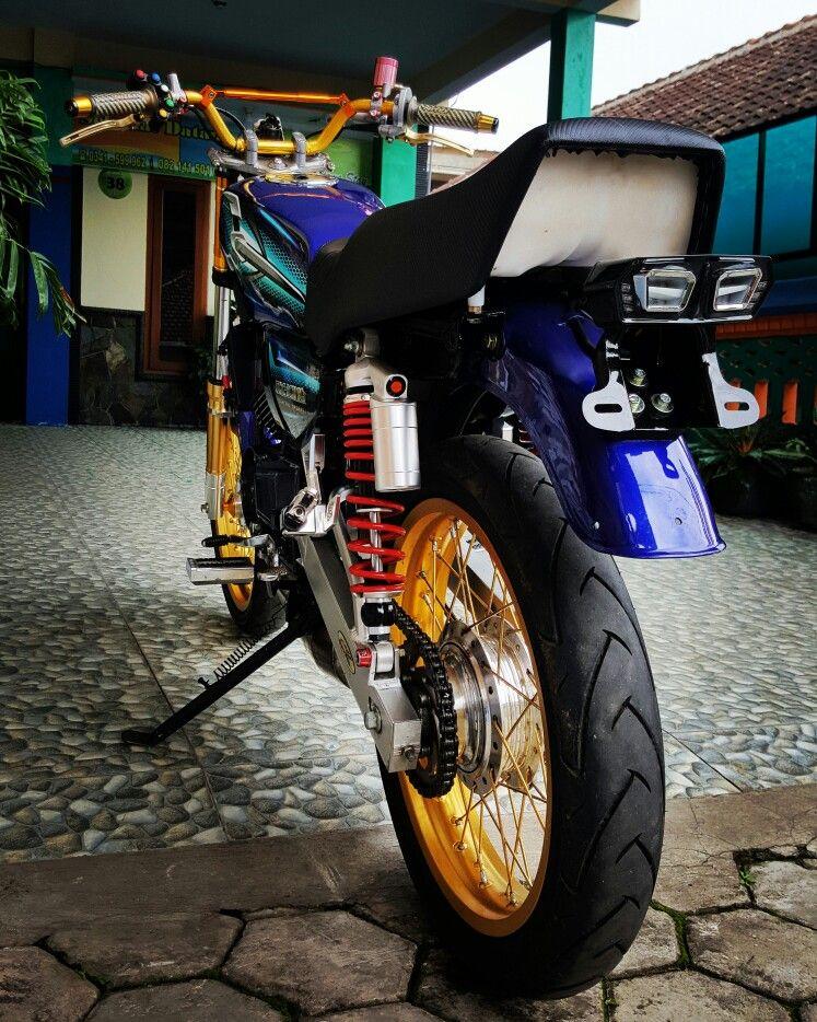Yamaha Rx King Biru Mobil