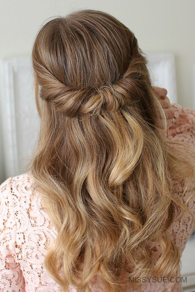 """I've been wanting to post more half up styles since you guys are always requesting them and this hairstyle is super easy and perfect for everyday too! From start to finish this hairstyle takes less than five minutes. It's super quick and yet looks really… <a class=""""pintag"""" href=""""/explore/HairstylesQuick/"""" title=""""#HairstylesQuick explore Pinterest"""">#HairstylesQuick</a><p><a href=""""http://www.homeinteriordesign.org/2018/02/short-guide-to-interior-decoration.html"""">Short guide to interior decoration</a></p>"""