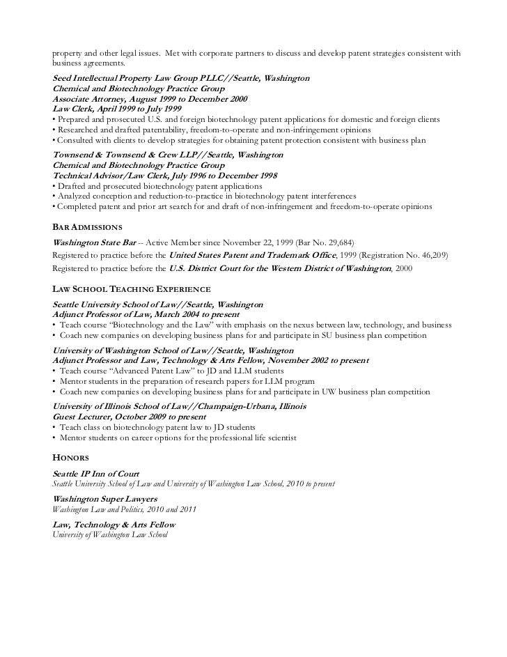 Trademark attorney resume trademark attorney sample resume essay - patent agent sample resume