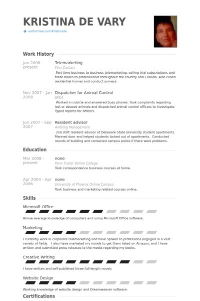 Sample Telemarketing Director Resume Unforgettable Experienced - marketing director resume examples