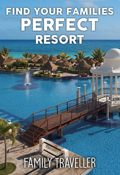 Find Your Family's Perfect Resort Match at Now Resorts & Spas