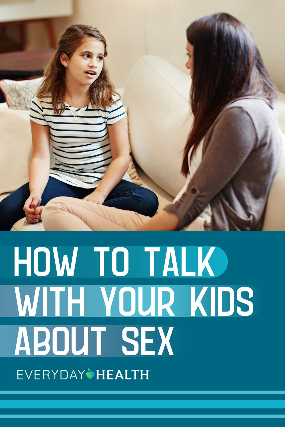 How to Talk With Kids About Sex