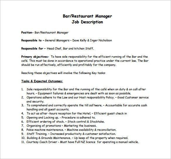 Job Duties Of Cna waiter job description cna duties list graduate - cna job description