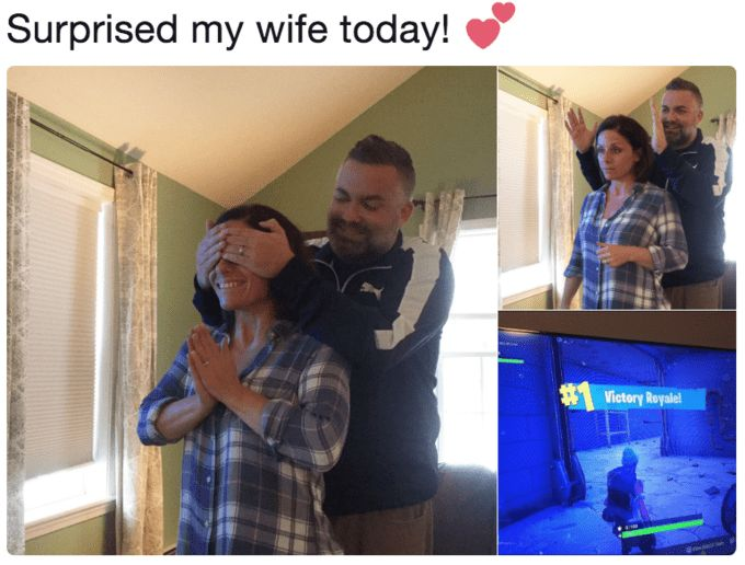 You dudes really know how to woo us ladies! /s #Memes #VideoGames #Surprise #Marriage #Married