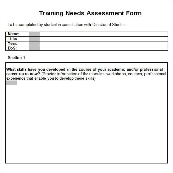 Pdf Training Needs Analysis  GetpaidtotakesurveyonlineInfo