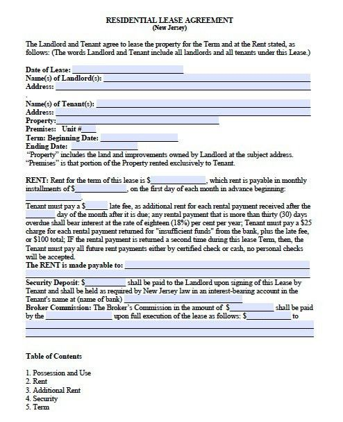 Land Lease Agreement Form Free Sample Land Lease Agreement 10 - lease extension agreement template
