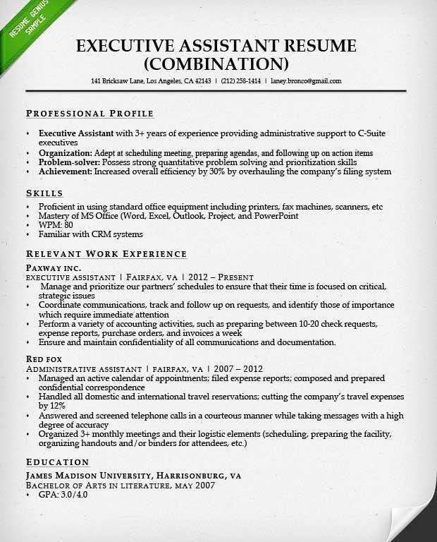 Sample Combination Resume Nursing Low Experienceresume