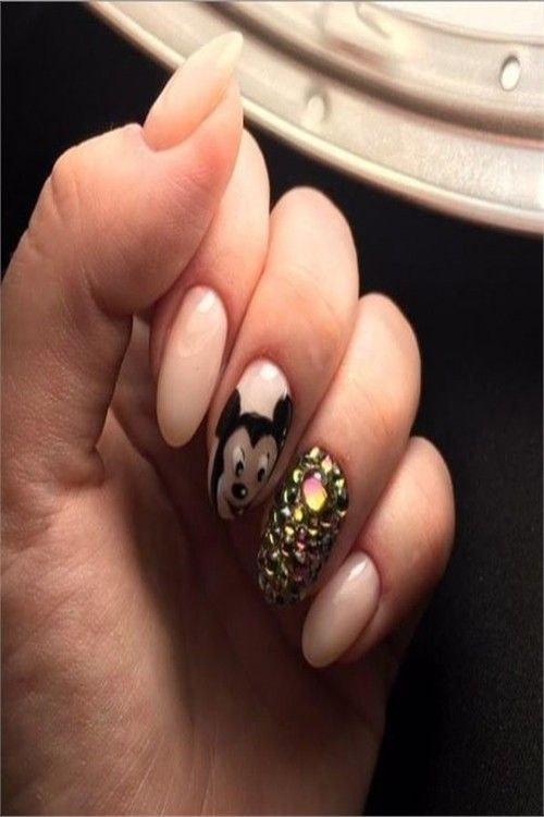 33 Awesome Fashionable Color Nail Art Designs – Fashonails