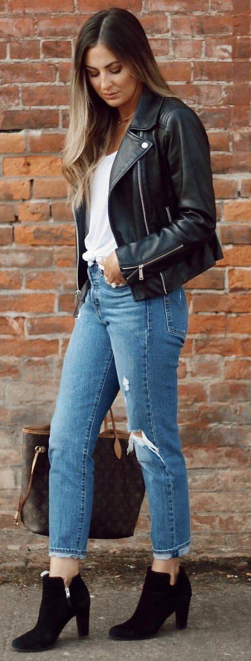 men's blue denim jeans #winter #outfits