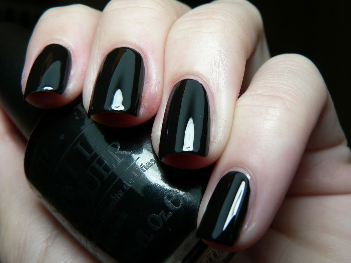Top 25 Pretty Dark Gel Nail Art Designs Trendy – Fashonails