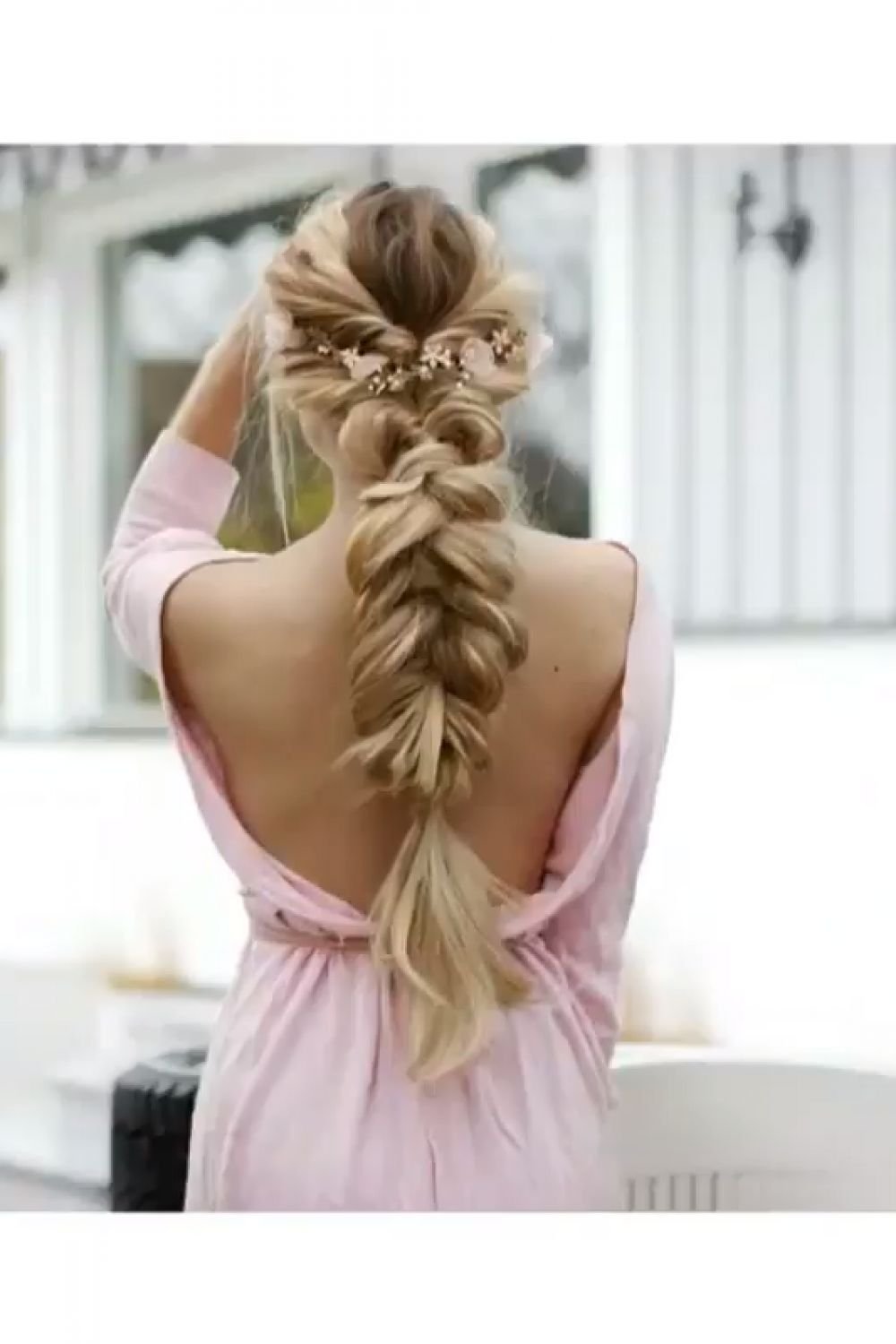 19 Easy Braid Hairstyles Updo Pictures, Ideas & Designs