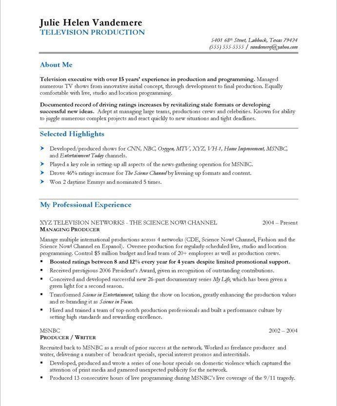 film programmer sample resume film programmer sample resume film - Film Programmer Sample Resume