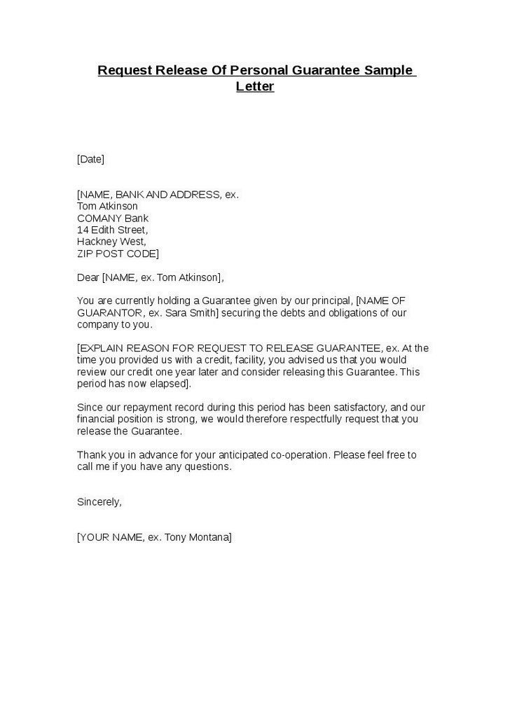 Letter Of Release Form  NodeCvresumePaasproviderCom