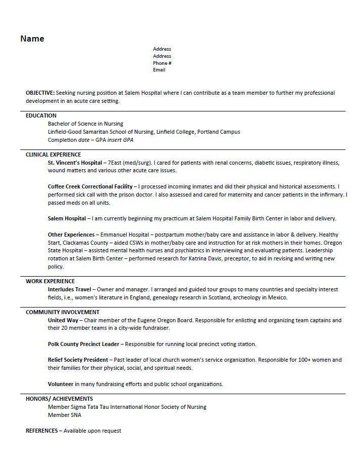 correctional nurse sample resume professional correctional nurse - Correctional Nurse Sample Resume