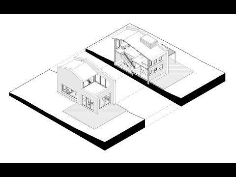 TUTORIAL REVIT - CORTE ISOMÉTRICO EXPLODIDO - YouTube