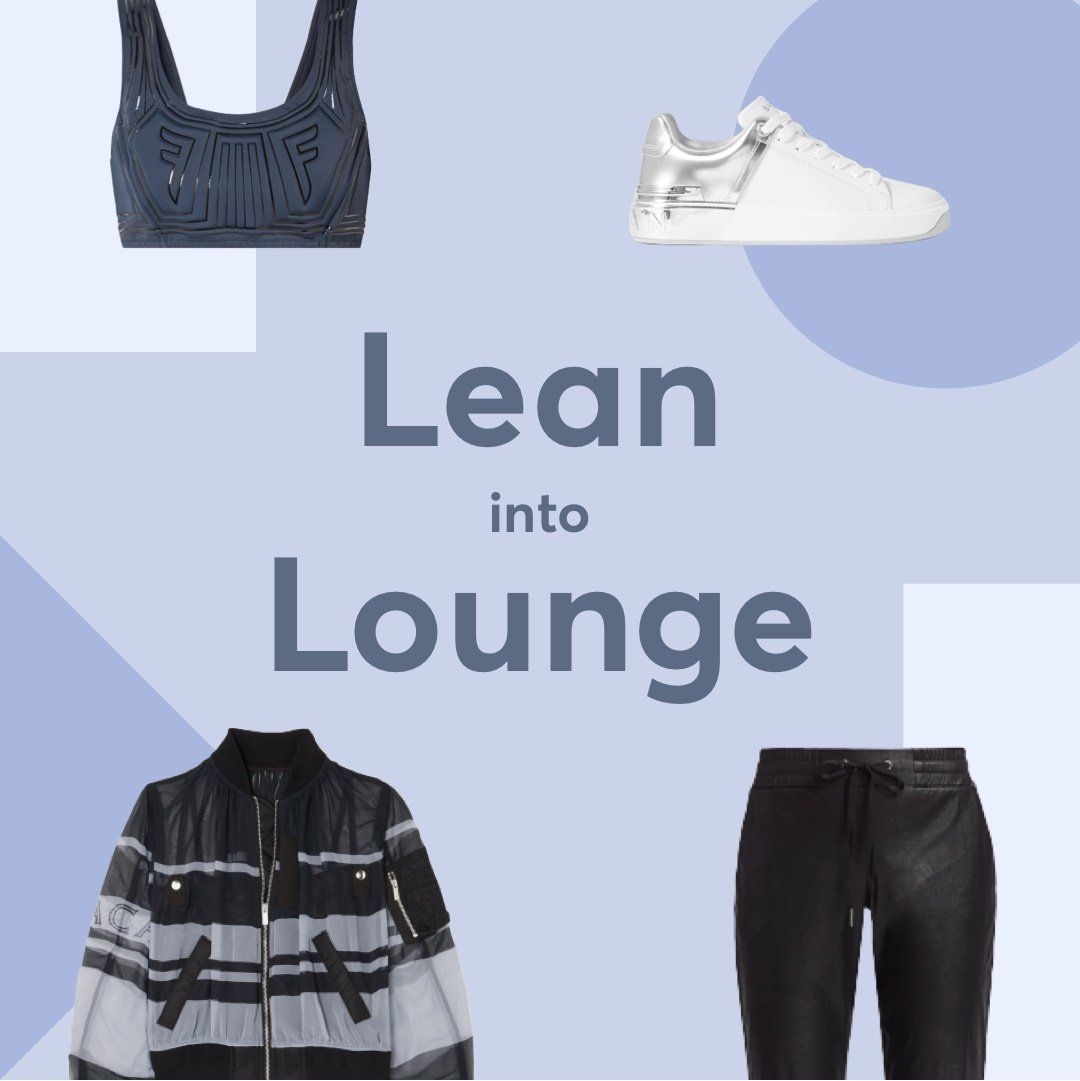 Lean Into Lounge