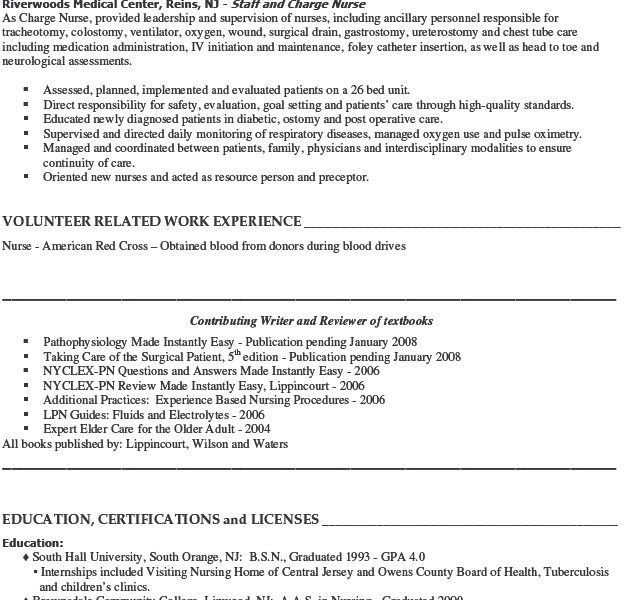 lpn resume template free sample lpn resume lpn resume sample new