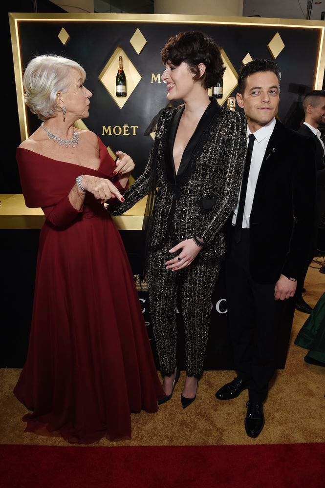Every A-Lister Wants A Photo With Phoebe Waller-Bridge