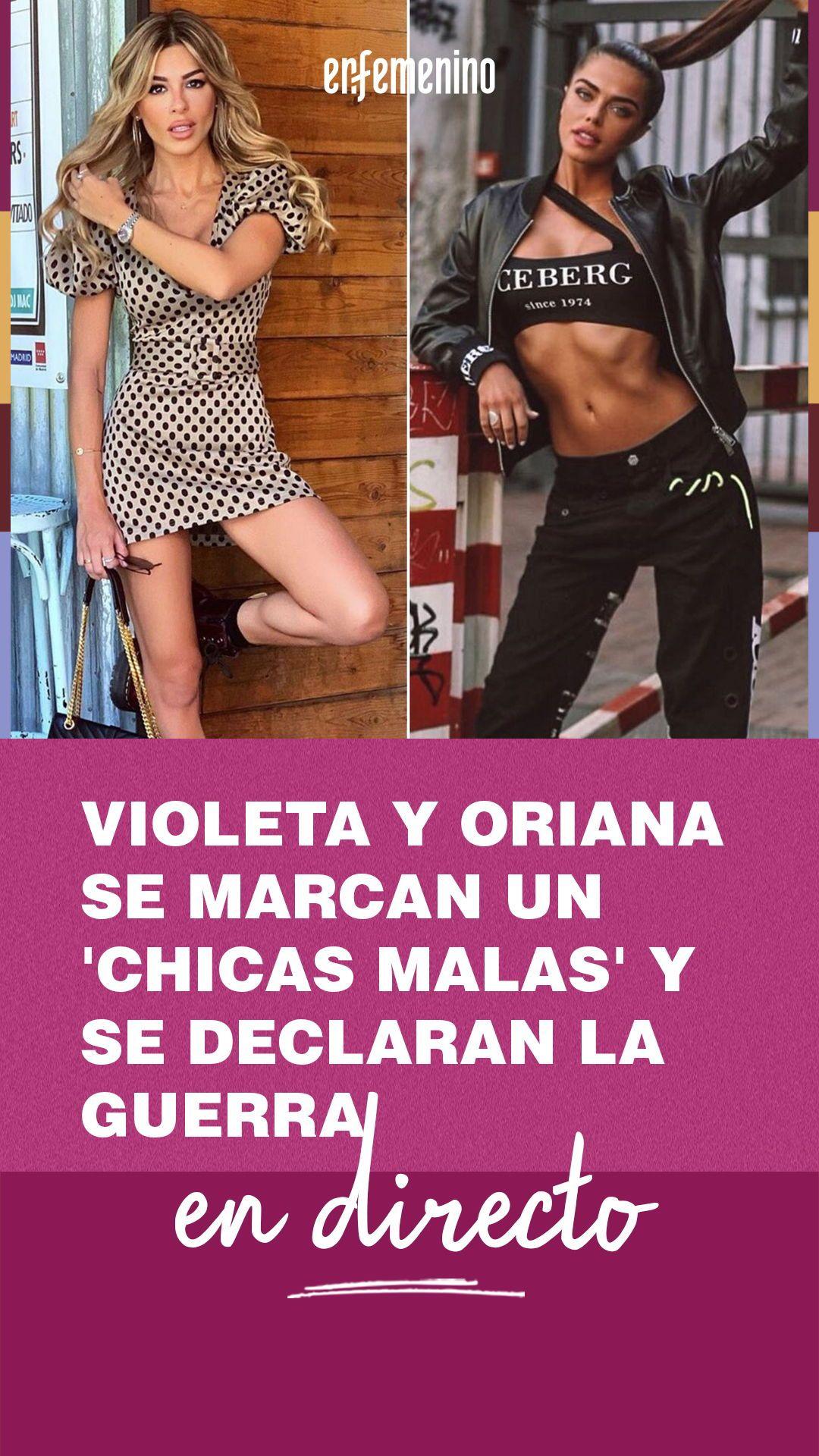 Supervivientes: Nuevos zascas entre Violeta y Oriana