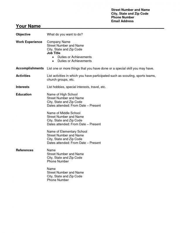 popular resume fonts