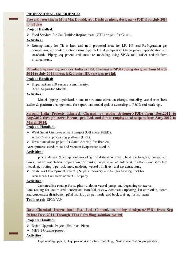 piping designer resume | node2003-cvresume.paasprovider.com