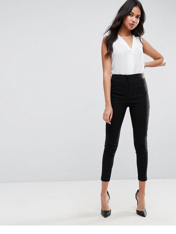 Minimal work outfit