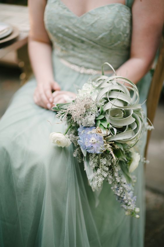 Coastal Chic Wedding Inspiration with The American Wedding   The Perfect Palette