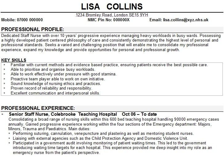 Sample Resume Skills Section How To Write A Resume Skills Section