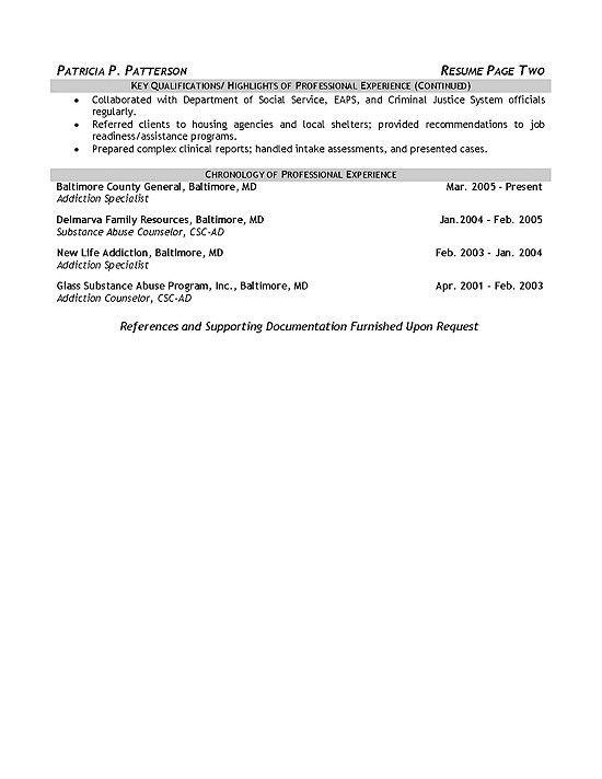 substance abuse technician cover letter | node2003-cvresume ...