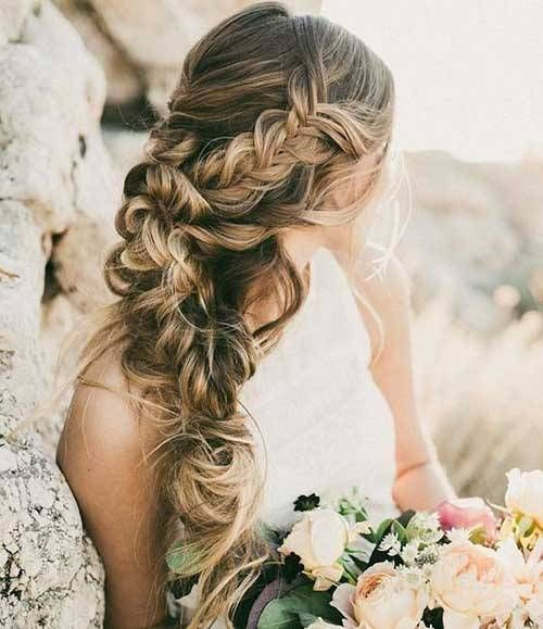 20 wedding hairstyles for long hair Weddings are among the most important events in women's lives. Therefore, you want to be perfect for this special day. You've decided on a wedding dre… Wedding hairstyles