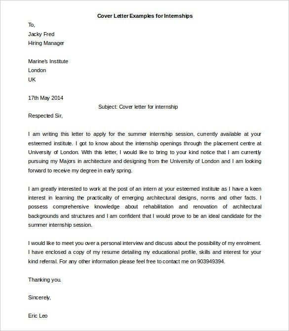 Cover Letter Example Word Resume Cover Letter Template For Word - free cover letter template for resume